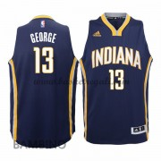 Maglie Basket NBA Indiana Pacers Bambino 2015-16 Paul George 13# Road Swingman..